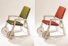 趣味多功能椅:Chairiot