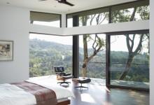 30个时尚现代的边角窗户设计