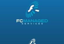 27个设计精美的蓝色创意Logo设计