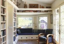 37个时尚的书房装修设计照片