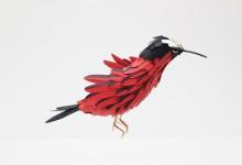 22个关于鸟的折纸艺术作品