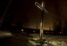 30张神圣的神采各异的十字架