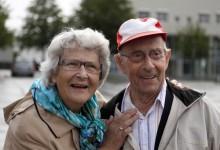 30张慈祥的老人摄影照片