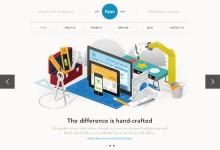 30个给你灵感的简约网页设计