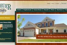 20个房地产网站设计参考案例