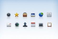 20组免费的Icon图标集下载