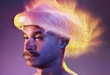 21张用水当假发的摄影照片