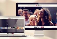20个摄影师的个人网站优秀设计
