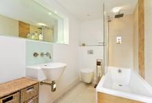 30个创意的小浴室设计照片