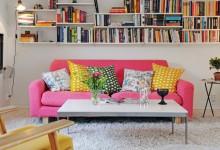 20个时尚的客厅装修设计案例