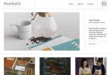 31个给你灵感的简洁网站设计