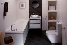 30个小型浴室的装修设计参考案例
