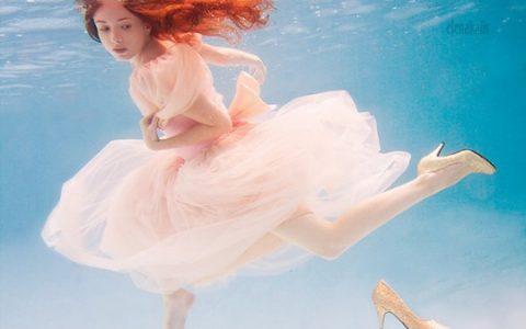 65张来自Elena Kalis的优秀水下摄影照片