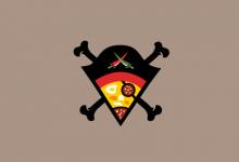 20个以披萨为主题的创意Logo设计