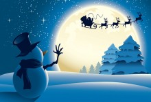 20张漂亮的圣诞桌面壁纸下载