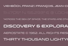 100个2012年免费的优秀字体下载