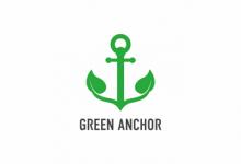 19个以锚为主题的创意Logo设计