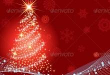 18张关于圣诞树的摄影照片