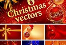 15组高品质的圣诞矢量素材下载