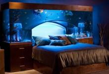 35个超酷的卧室床头布景设计