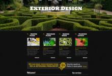 34个免费的HTML5和CSS3网站模版下载