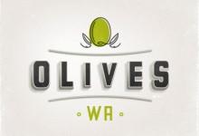 16个以橄榄为主题的创意Logo设计
