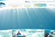 12个创意的水下网页设计案例