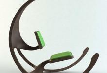55个时尚创意的椅子设计作品