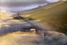17张绝美的风景空中摄影照片