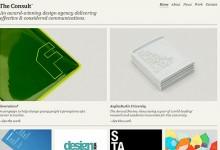 52个简洁创意的网页设计参考