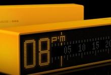 24个时尚创意的时钟设计灵感