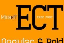 26个免费的优秀字体下载