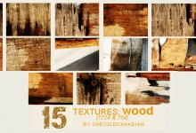 200张免费的高品质木头纹理背景下载
