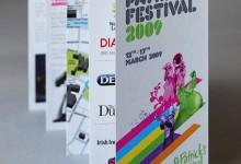 40个创意的广告宣传册设计