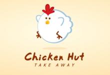 16个以鸡为主题的创意Logo设计