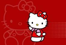 23张以Hello Kitty为主题的背景图片