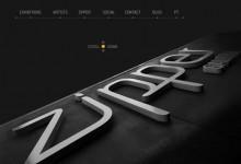 37个最新的HTML5网站设计作品