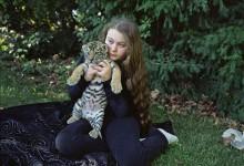 27张人与动物的和谐摄影照片