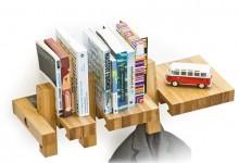 创意的多功能书架:Fusillo