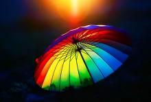 19张颜色七彩艳丽的摄影照片