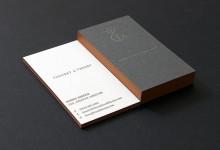 25个创意的企业名片设计案例