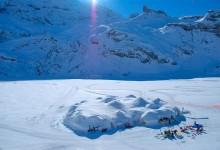 冰天雪地中的IGLU酒店