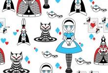 48组免费的illustrator图案集下载