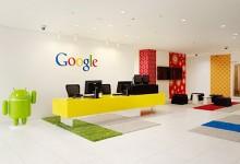 Google东京办公室的装修设计