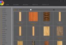 12组免费的高品质木头背景纹理下载