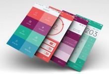 30个创意的UI设计案例作品下载