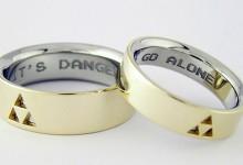 20个时尚创意的戒指指环设计