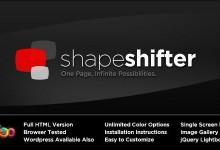 30个单页响应式HTML5模板下载