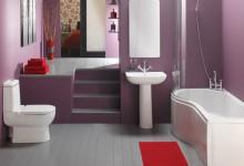 55个小浴室装修效果图设计