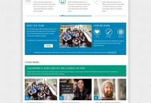 20个优秀的网页设计PSD模板